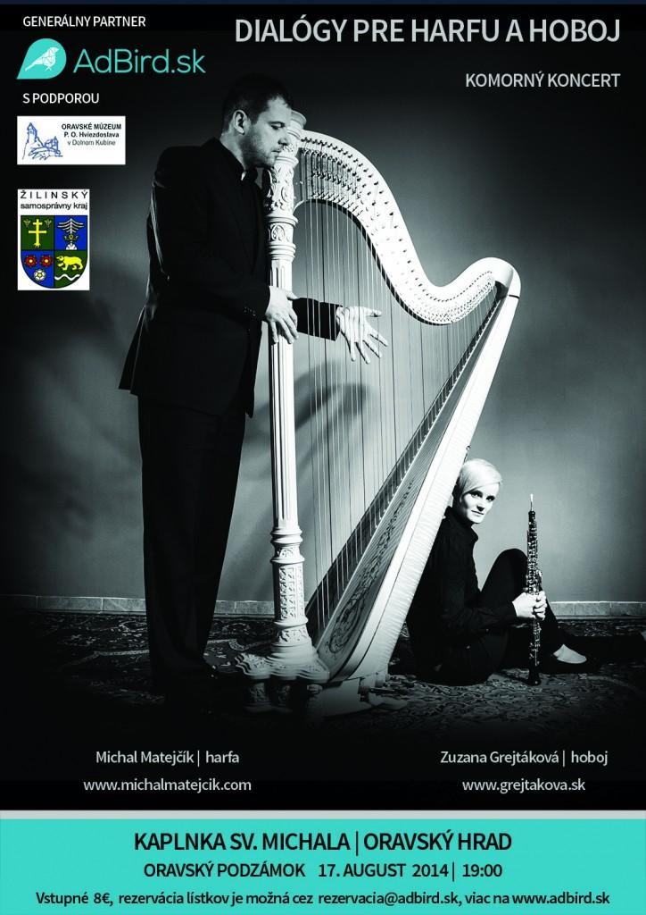 Dialógy pre hoboj a harfu